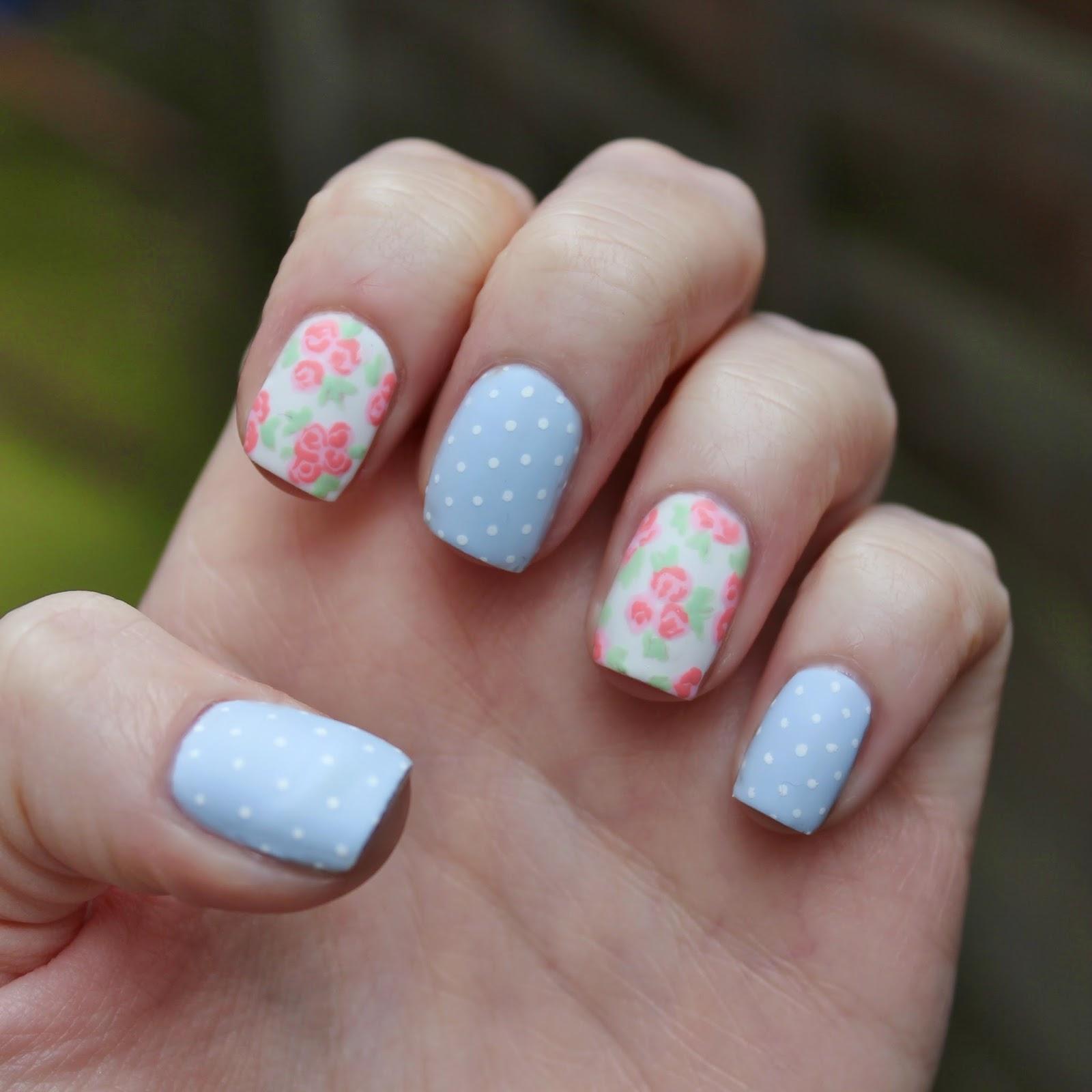 Dahlia Nails: February 2015