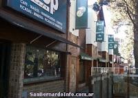 Avenida San Bernardo y sus restaurantes