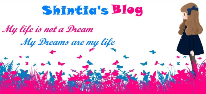 Shintia's Blog ♕