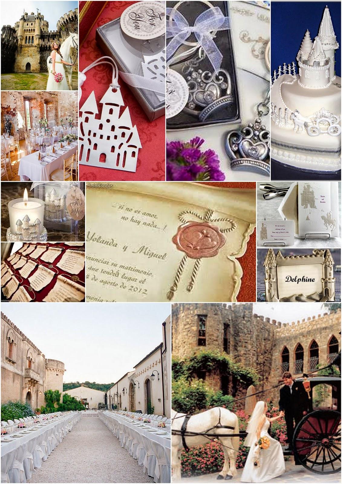 Tema Matrimonio In Un Castello : Matrimonio e un tocco di classe temi per