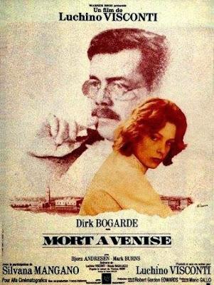 Muerte en Venecia, film