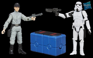 Hasbro Star Wars K-Mart Exclusive Scanning Crew Figure Set