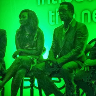 Genevieve Nnaji Is Now Etisalat Brand Ambassador.