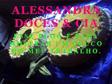ALESSANDRA DOCES & CIA.