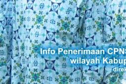 Penerimaan CPNS Kabupaten Pati 2016 Resmi dari BKD