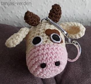 hæklet ko