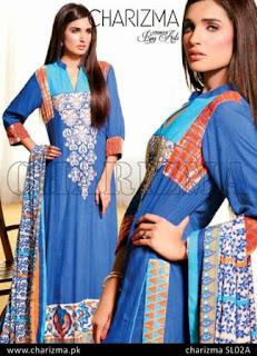 Charizma stitched winter dresses