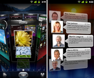 spb shell 3d android launcher