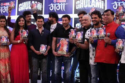"Bhojpuri Movie ""Ghulami"" Music Launch - 2"