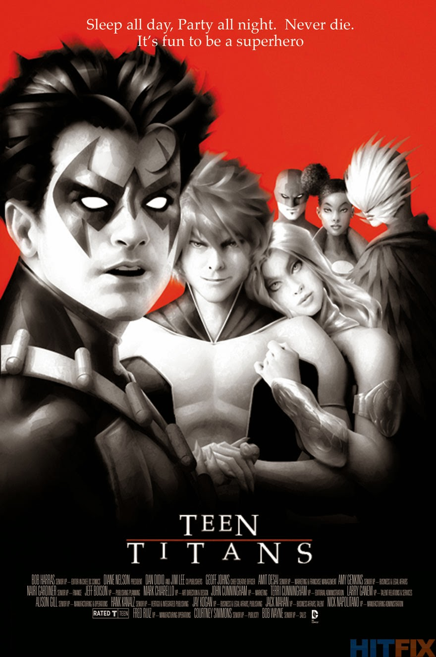 Teen Titans / Lost Boys