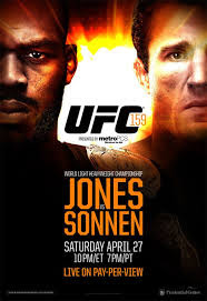 Download – UFC 159: Jones vs. Sonnen - COMPLETO – HDTV + 720p