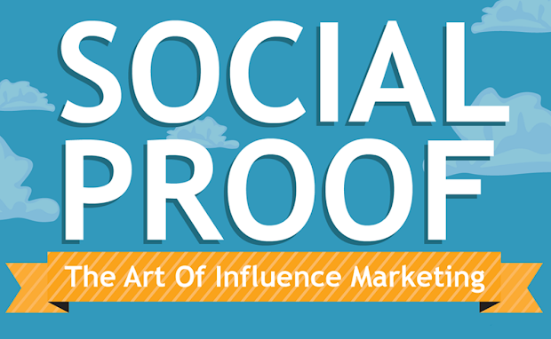 What is Social Proof and What Types of Social Proof Businesses can Use on Their Website [infographic]