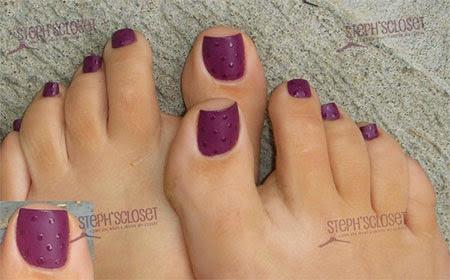 nail art design 2014 cool & pretty