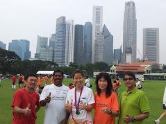 SAFRA SINGAPORE RUN 2012