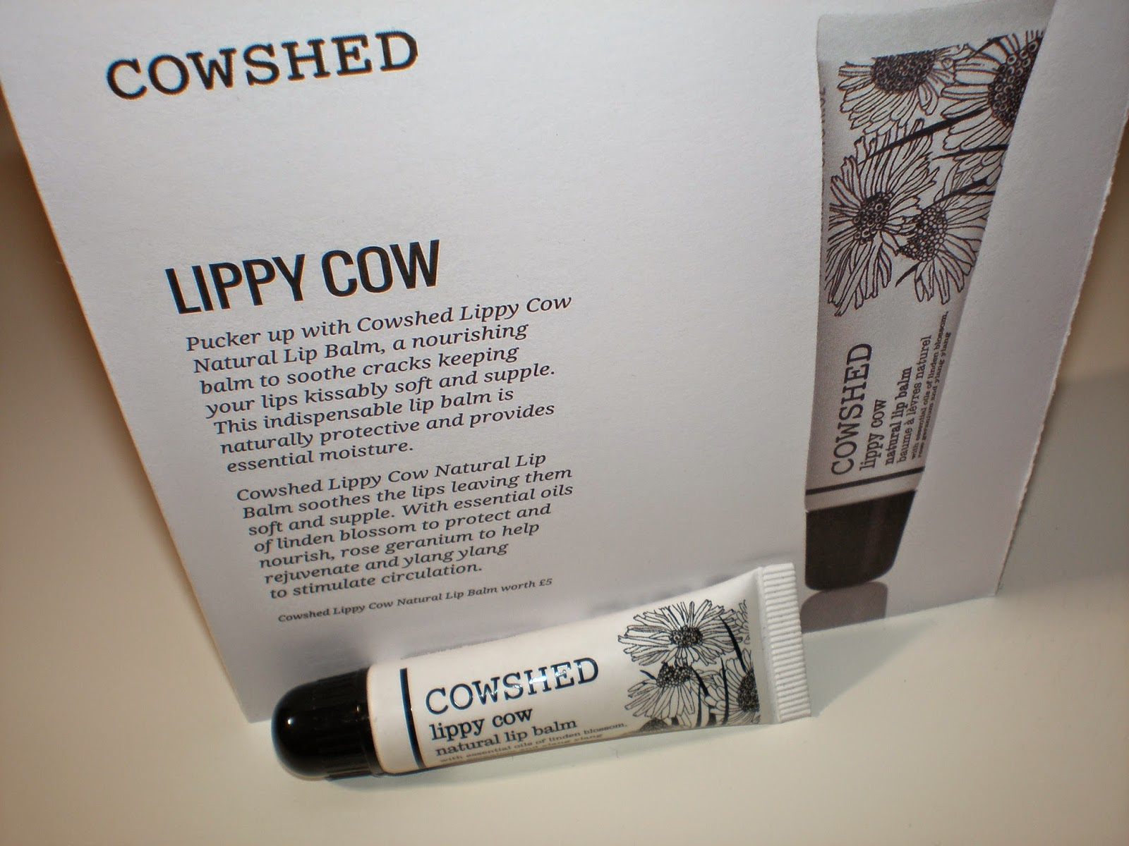 Cowshed Lippy Cow Lip Balm