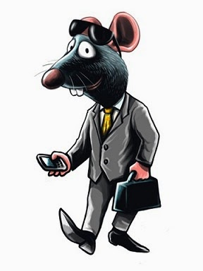 Shifting Timelines, Free Will & the Power of Choice Ratrace+rat+with+smartphone