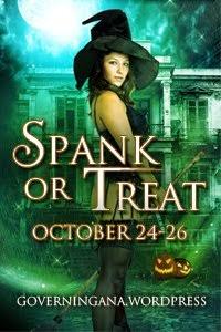 Spank or Treat 2014