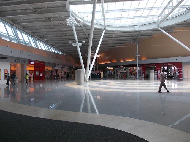senai airport