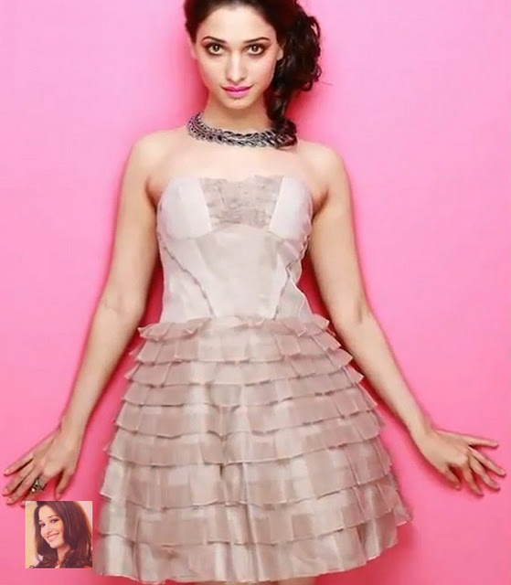 Tamanna Photoshoot for Southscope Magazine 2013