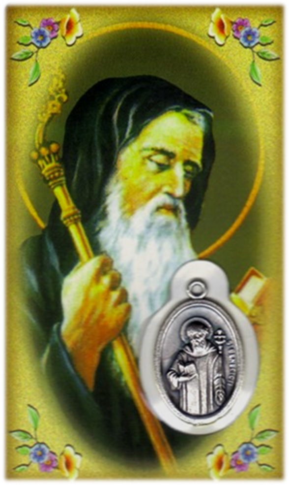 Oraciones y conjuros para el amor oracion a san benito - Como alejar a una persona mala ...