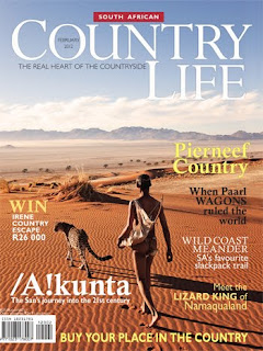 Pierneef Country - latest photojournalism in February 2012 Country Life