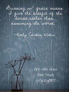 Grin With Grace  assumption pix