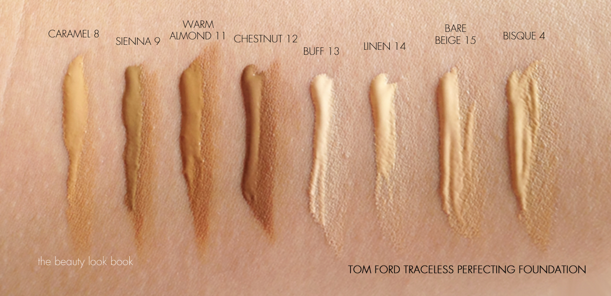 Makeup forever hd foundation shades compared to mac