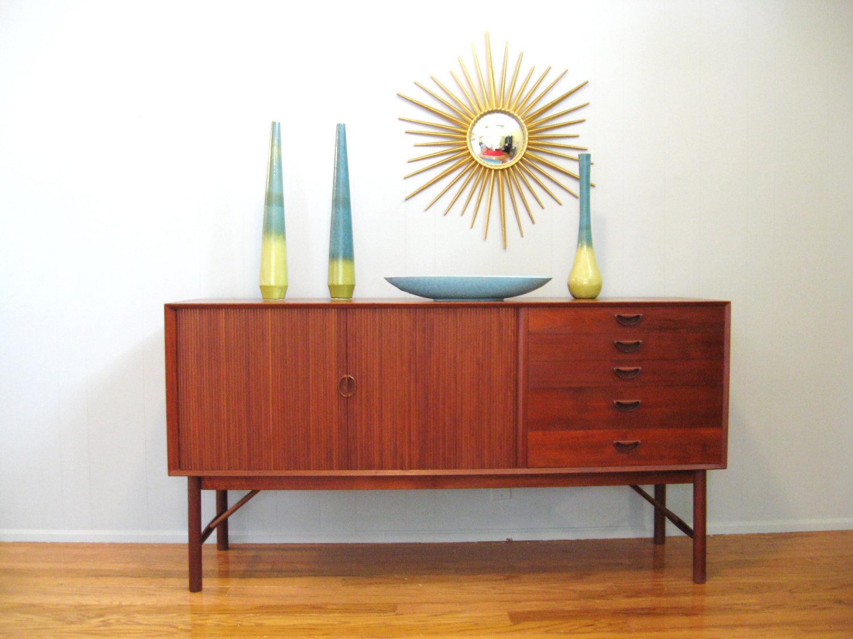 Danish Modern Buffet Credenza : Fiorito interior design mid century modern march the danish