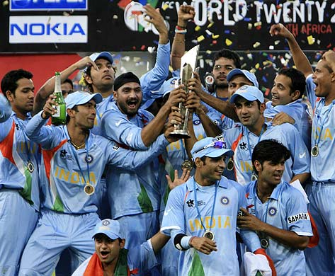 India Won World Cup 2011 - Celebration Times ~ Discover India