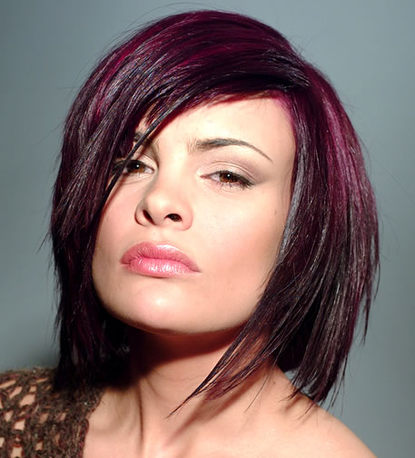 bob hairstyle gallery. Mod Bob Haircut Pictures