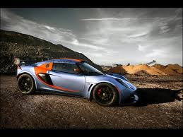 2011 Lotus Exige Sport Car