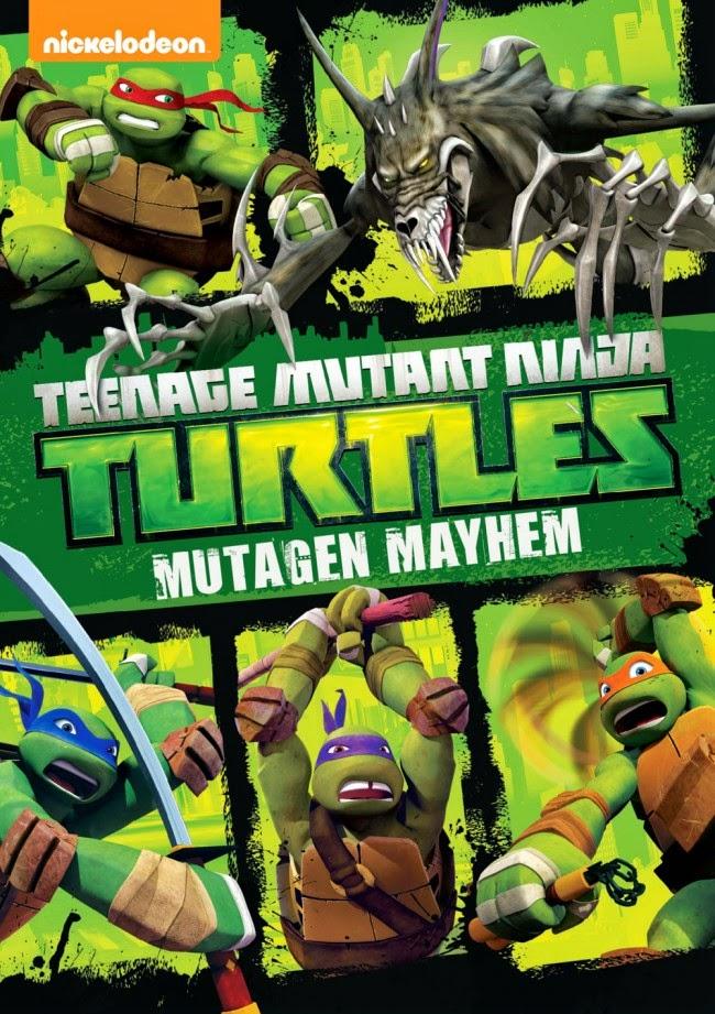 Tartarugas Ninja: Ameaça Mutante