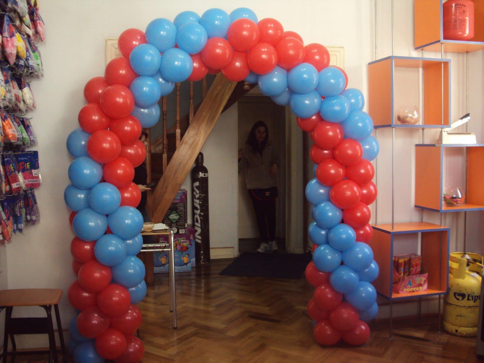 Decora tu fiesta con globos servicios - Decora con globos ...