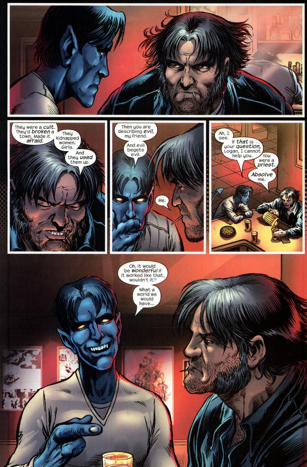 Read online Wolverine (2003) comic -  Issue #6 - 20