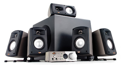Klipsch ProMedia Ultra 5.1 Computer Speaker System