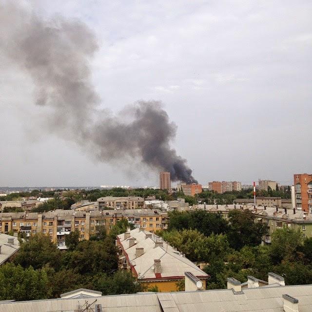 Пожар-Ростов-на-Дону-12-09-2014
