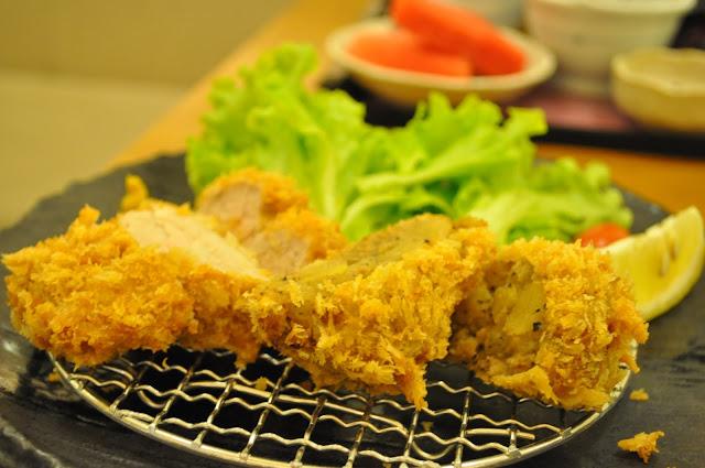 Tontei+Pork+Restaurant+review+Nex+mall+Singapore+croquette