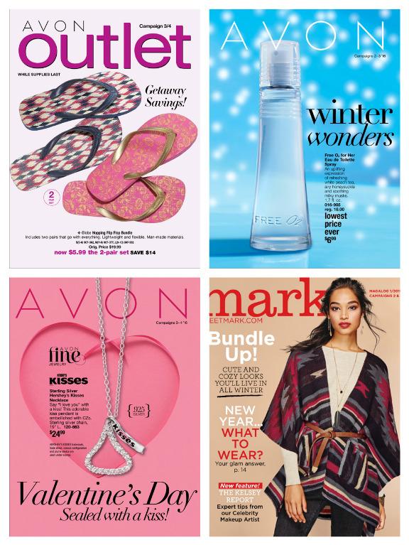 View Avon Campaign 3 2016 Brochure Online