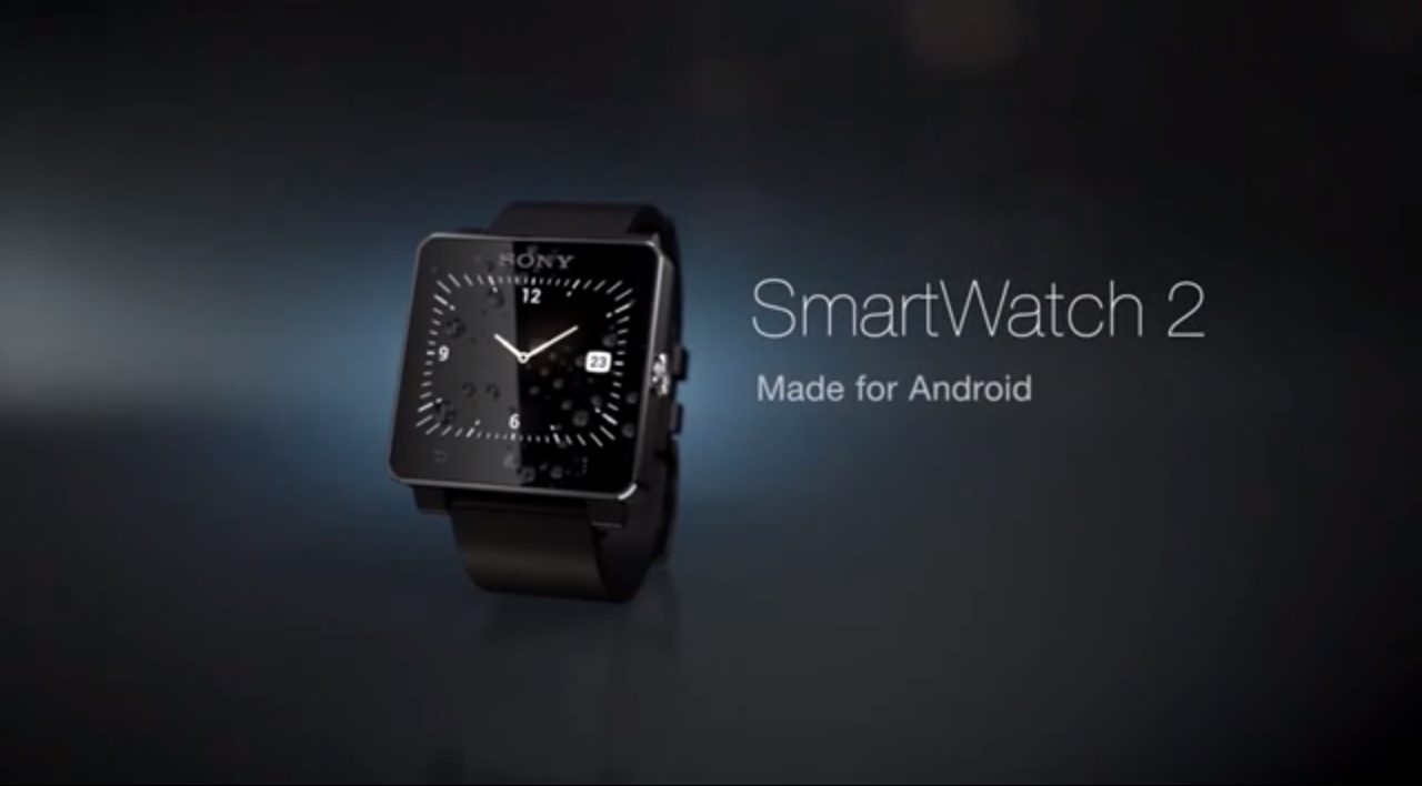 Gℓ: Sony SmartWatch 2 Launched Against Galaxy Gear In ...