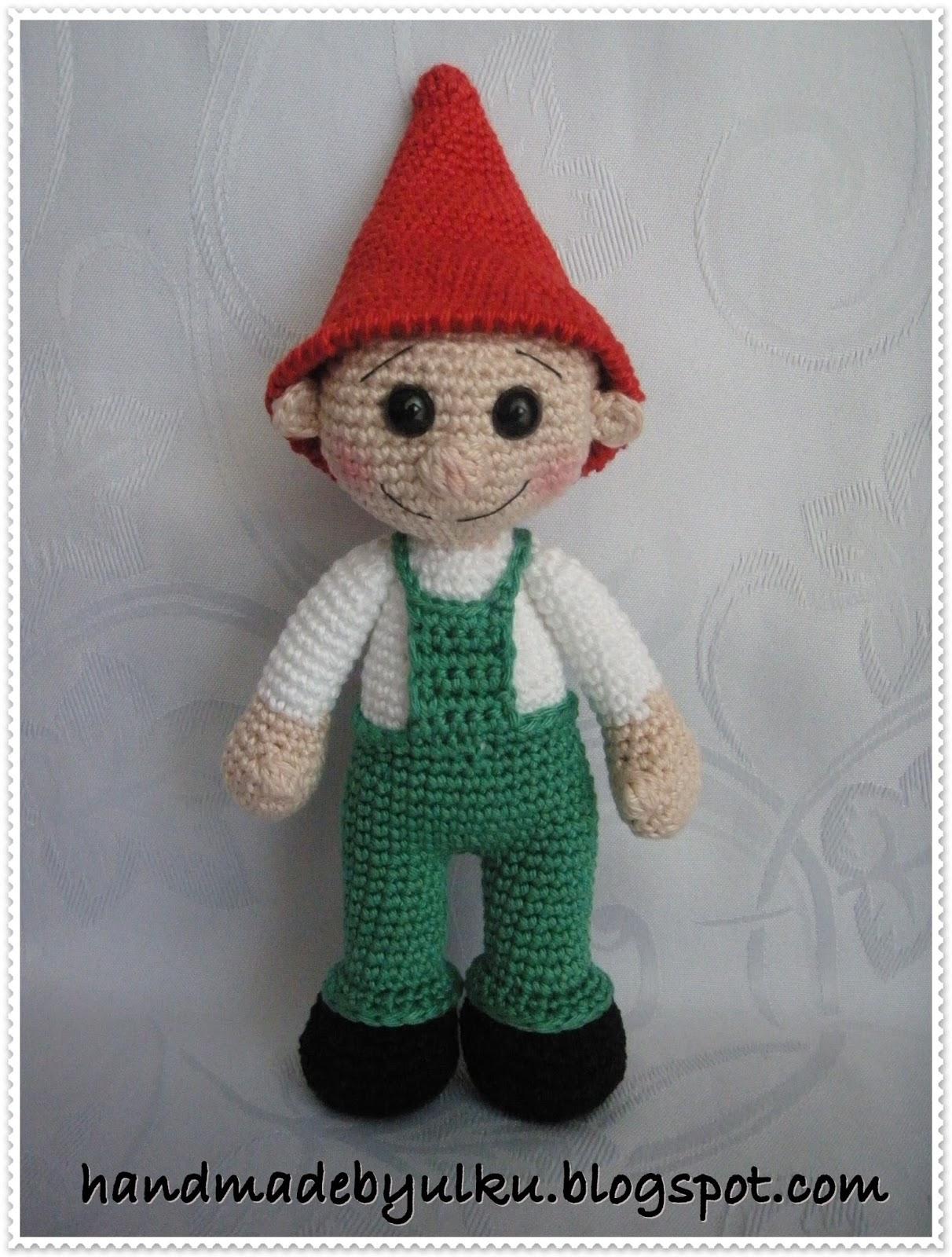 Handmade by Ülkü: Amigurumi Gratis Anleitung \