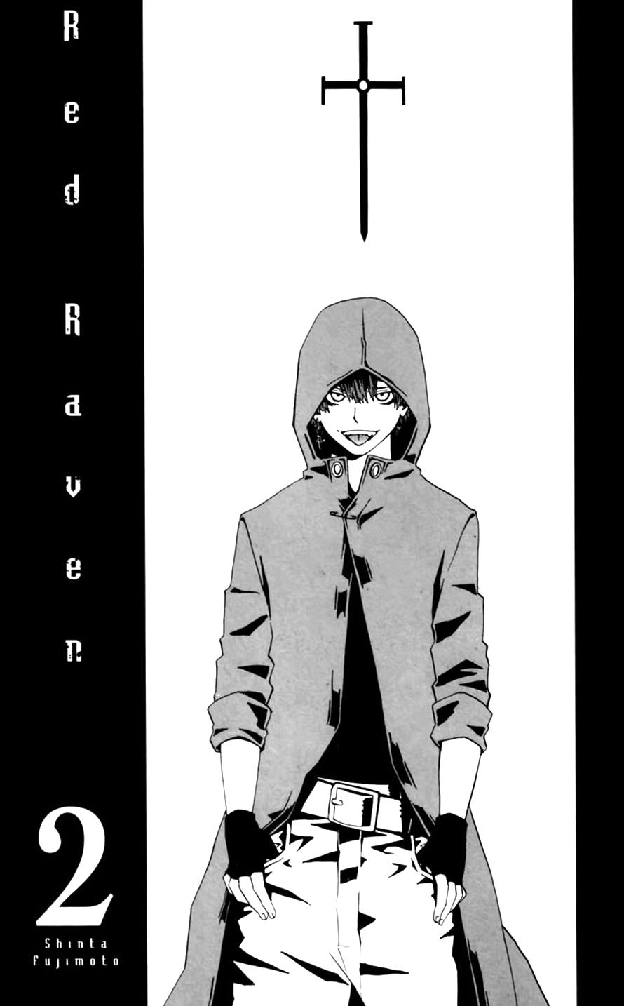 Red Raven chap 5 - Trang 1