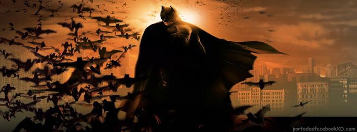 imagen de batman begining, imagen de portada de facebook, biografia, cover timeline