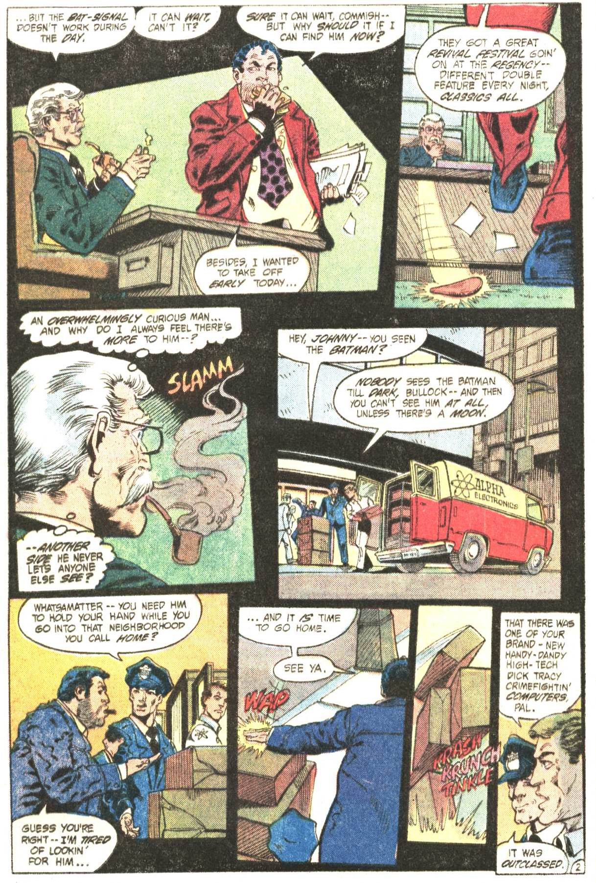 Detective Comics (1937) Issue #549 Page 3
