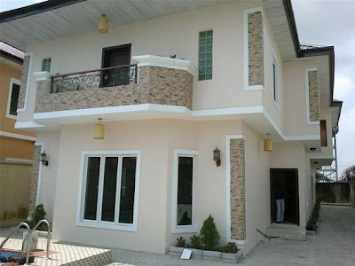 genevieve nnaji parents house in lekki lagos