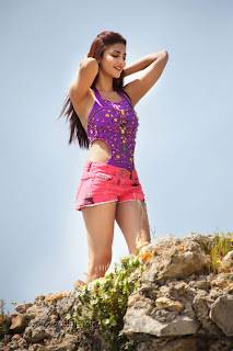 shruthi Haasan  in Balupu 004.jpg