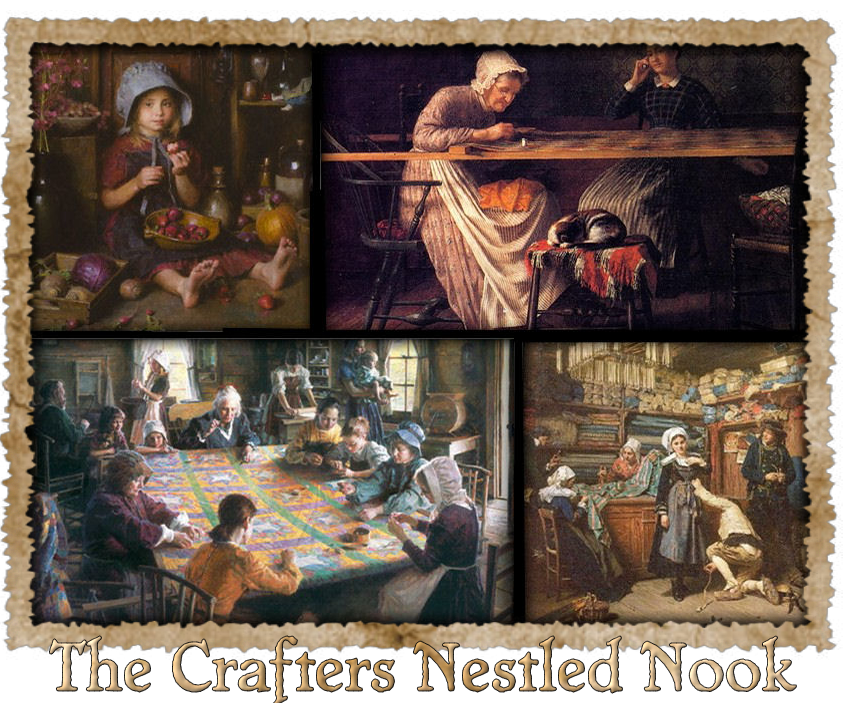 The Crafters Nestled Nook
