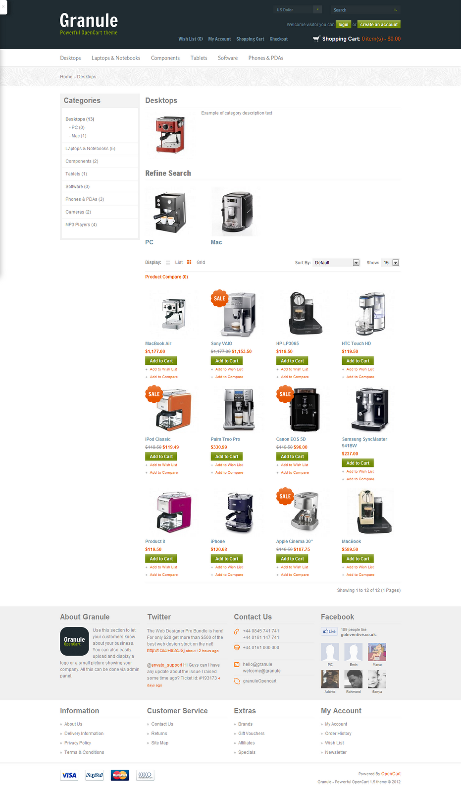 Powerfull-Opencart-Online-shopping-Ecommerce-Themes