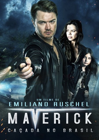 Maverick: Caçada no Brasil Torrent - WEB-DL 720p/1080p Legendado