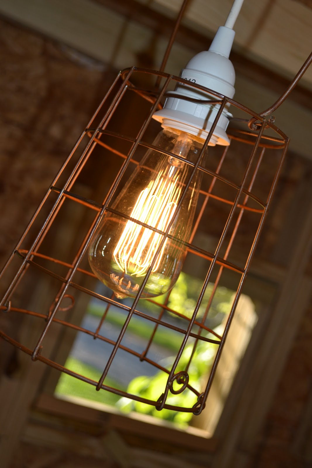 make your own pendant light. A Vintage Pendant Light Make Your Own