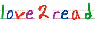 love 2 read logo